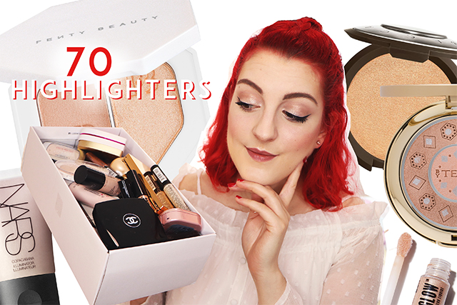 Le grand tri #3 : ma collection d'highlighters !