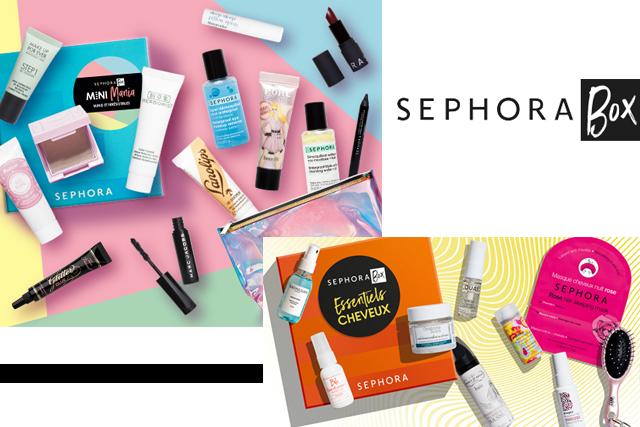 La Sephora Box est de retour pour l'été !