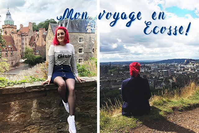 Carnet de voyage : l'Ecosse !