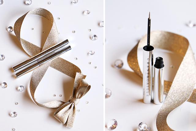 Les perles de Chantecaille: ces liners liquides métalliques!