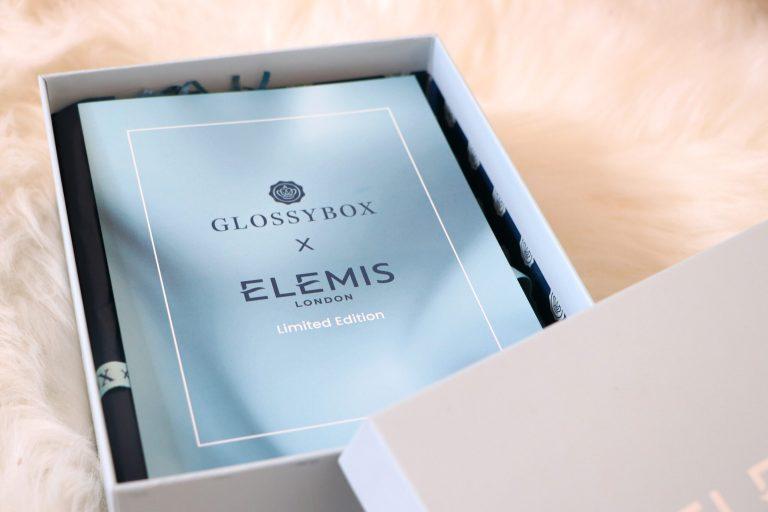 BON PLAN : la box Elemis x Glossybox à 25€