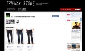 The Levis Friends Store