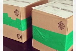 Packaging Ecommerce Sostenibile