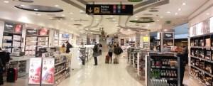 shopping nei duty free