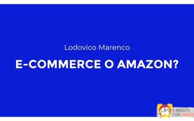 E-Commerce VS Amazon | Vantaggi e Svantaggi