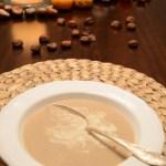 Maronen-Suppe