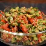 Chucumber // Indischer Gurkensalat