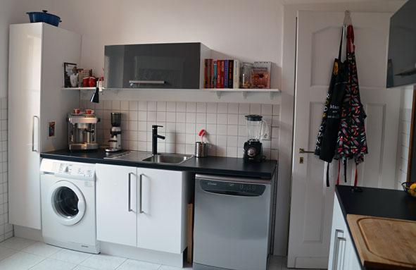 Behind the scenes mia bella cucinal ffelgenuss for Waschmaschine in der ka che verstecken