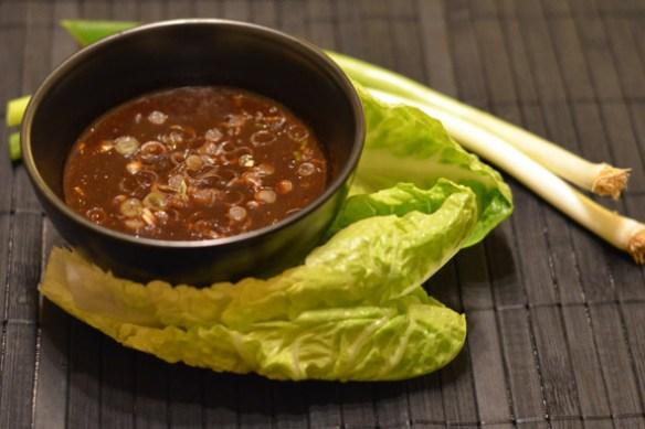 Salatsoßen: Asia-Dressing