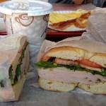 """New York Street Food"" Bagels"