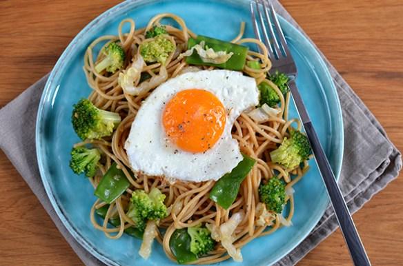 Hungover Noodles nach Jamie Oliver