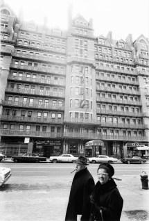 Chelsea Hotel In Large Format - Eye Of