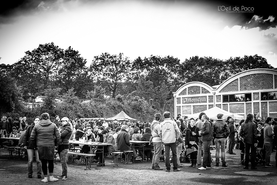 Brasserie Philomenn - The Craftmen Club 2014 - Public