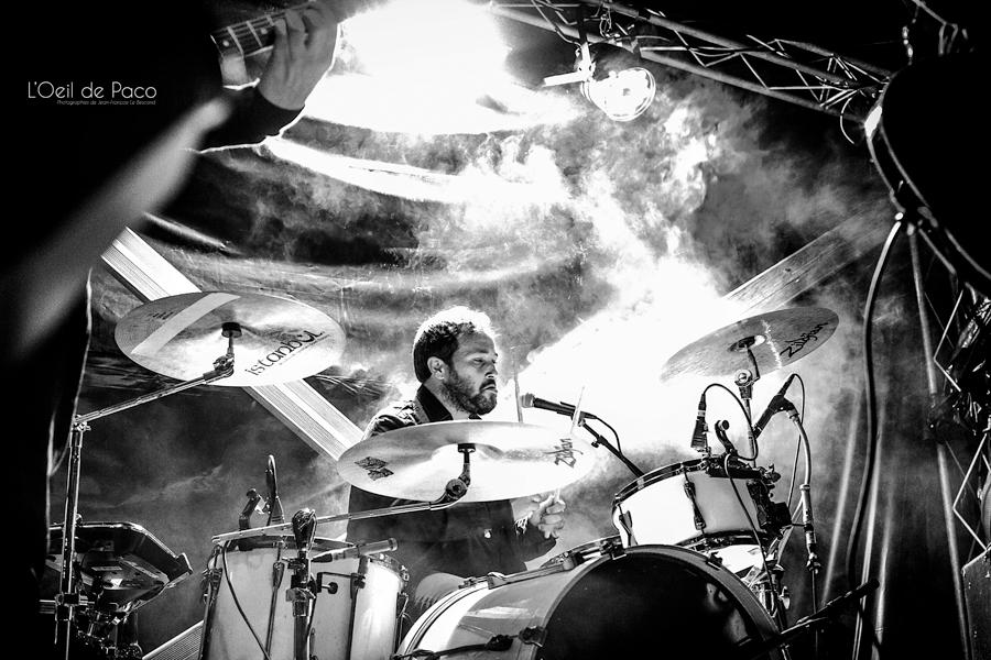 Brasserie Philomenn - The Craftmen Club 2014 - batteur - Yann