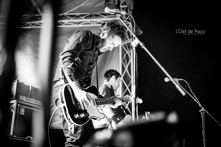 Brasserie Philomenn - The Craftmen Club 2014 - guitariste