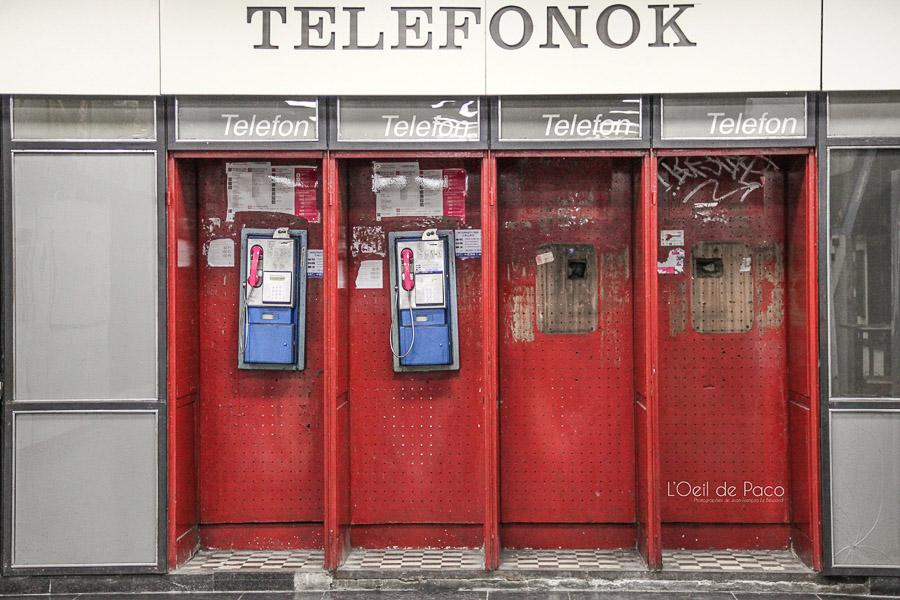 Budapest -Telefonok