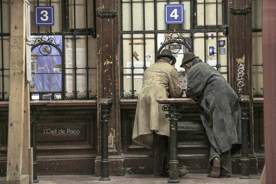 Budapest - La gare