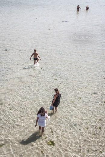 Photo #17 – Les pieds dans l'eau