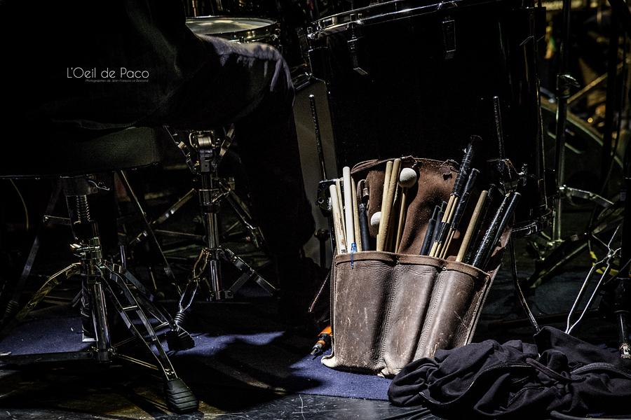 Michel Aumont & Le grand orchestre Armorigene à La Citrouille (8)