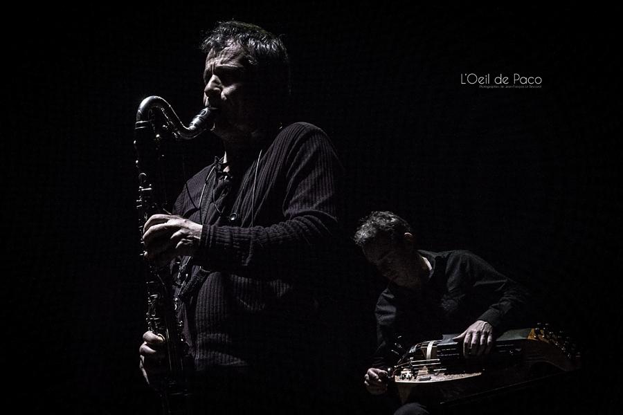 Michel Aumont & Le grand orchestre Armorigene à La Citrouille (13)