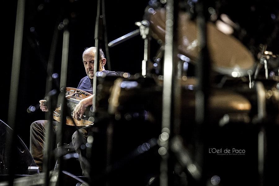 Michel Aumont & Le grand orchestre Armorigene à La Citrouille (18)
