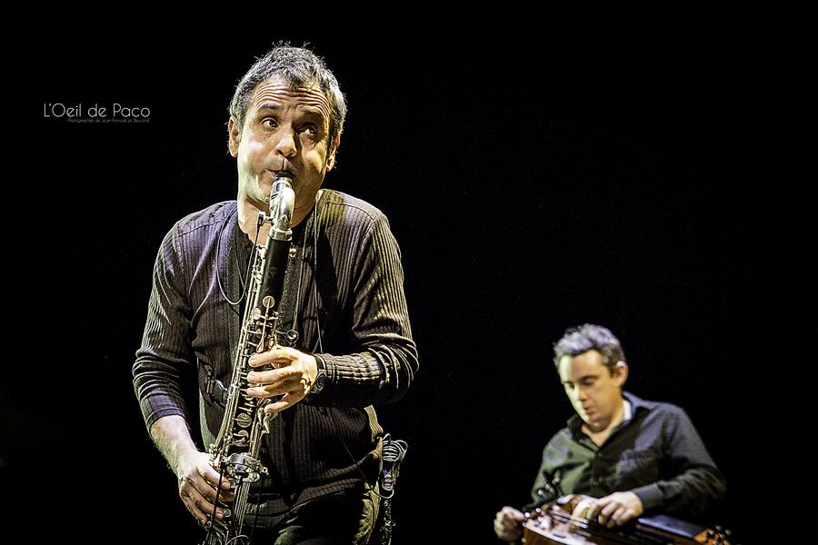 Michel Aumont & Le grand orchestre Armorigene à La Citrouille (23)