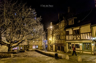 Photo #45 – Saint-Brieuc by Night