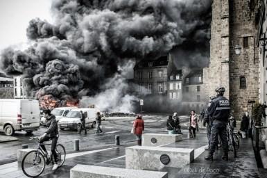 Photo # 86 - Saint-Brieuc brûle-t-il ?