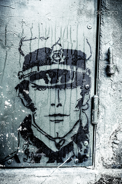 Photo #127 - Corto Maltese