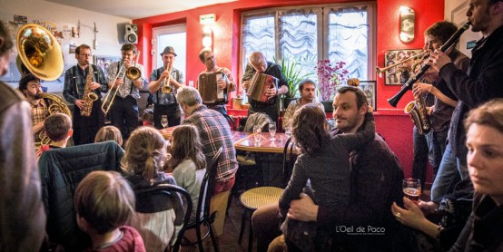 Photo #128 – La Monique Brass Band vs Eustra l'Ortchess