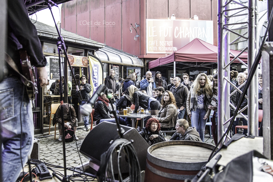 L'Oeil de Paco - Festival Art Rock 2015 (40)