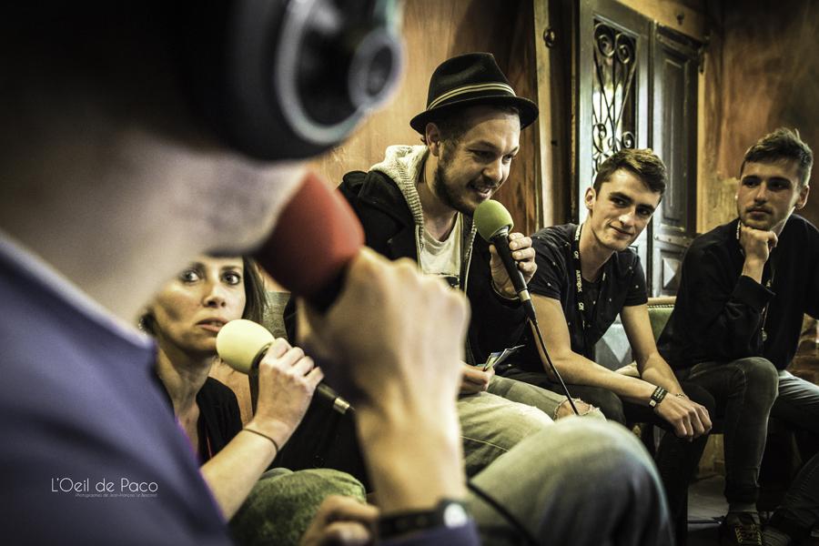 L'Oeil de Paco - Festival Art Rock 2015 (6)