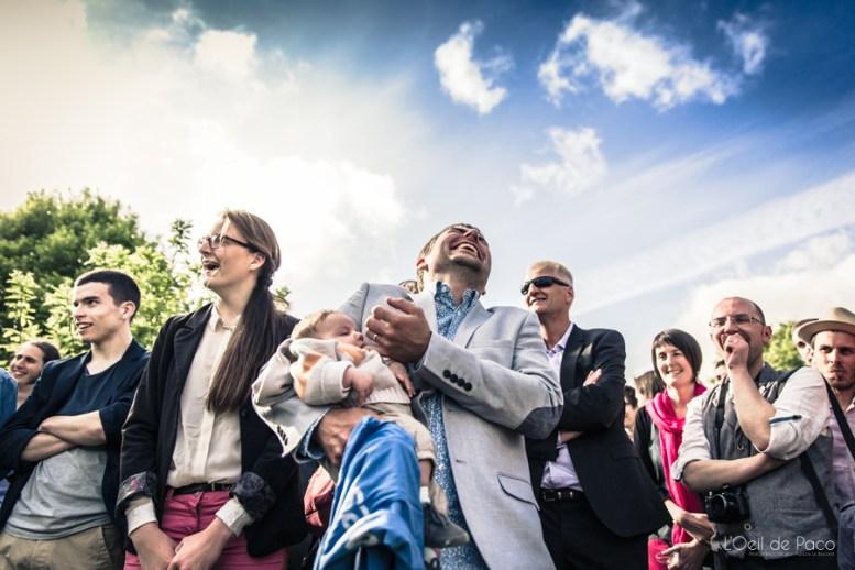 L'Oeil de Paco - Photographies de Jean-François Le Bescond - Mariage - Bonheur