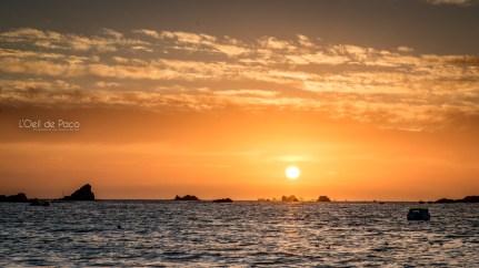 Photo #220 - Le soleil se couche (bien) à l'Ouest