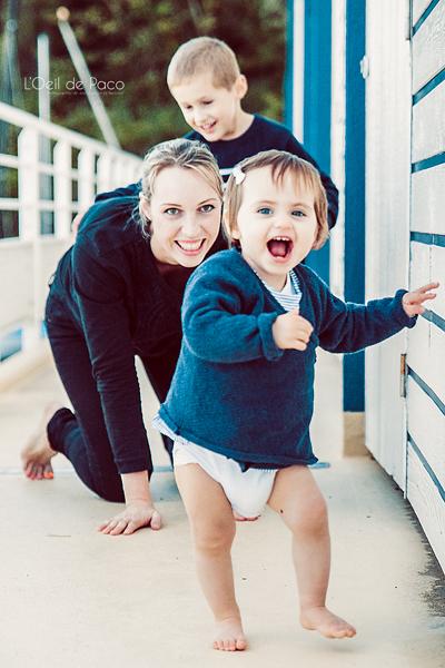 Un Œil sur votre famille – Charlotte, Nino et Milla