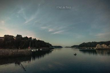 Photo #294 - Les pêcheurs se couchent après le soleil