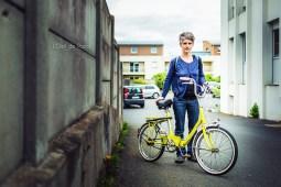 Un oeil sur votre entreprise - A vélo au boulot, Saint-Brieuc