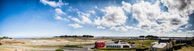 Panorama site Cirque & Mer