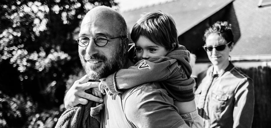 L'Oeil de Paco - Photographies de Jean-François Le Bescond - Familles - camping