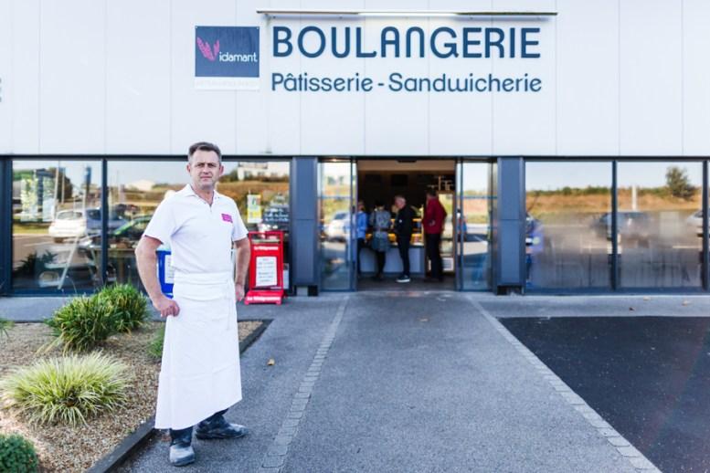 L'Oeil de Paco - Boulangerie Vidamant (84)