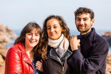 L'Oeil de Paco - Famille Arielle - Ploumanac'h - Minis (15)