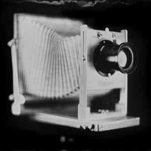 Bon cadeau ferrotype H. Bayard