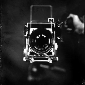 ferrotype 9 x 12 cm