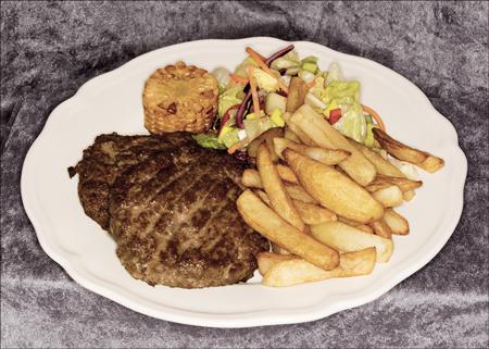 Egenkvernet helgekos, Bryggesporens burger #2