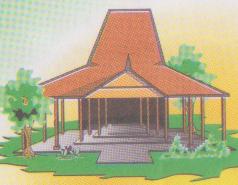 Kusus dewasa Gambar Animasi Rumah Adat Jawa Barat