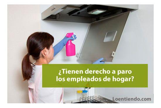 Derecho a paro en los empleados de hogar