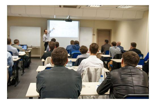 La demanda de empleo durante los cursos del INEM