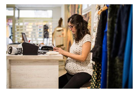 despido de una trabajadora embarazada