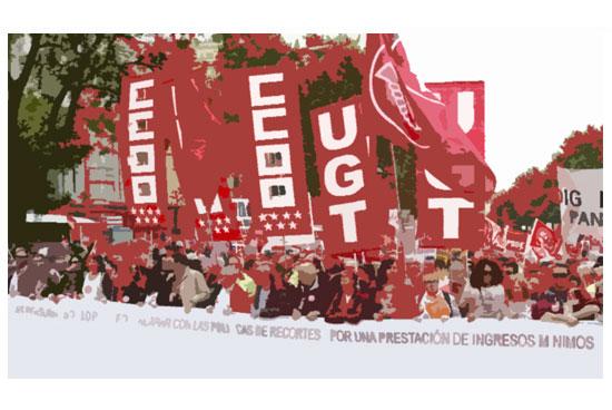 Los sindicatos piden la reforma del Programa de Activación para el Empleo