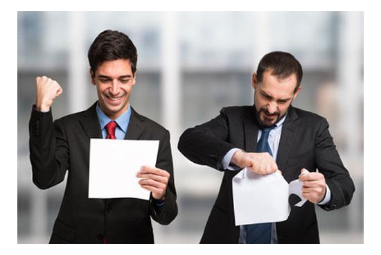 Los ascensos en las empresas